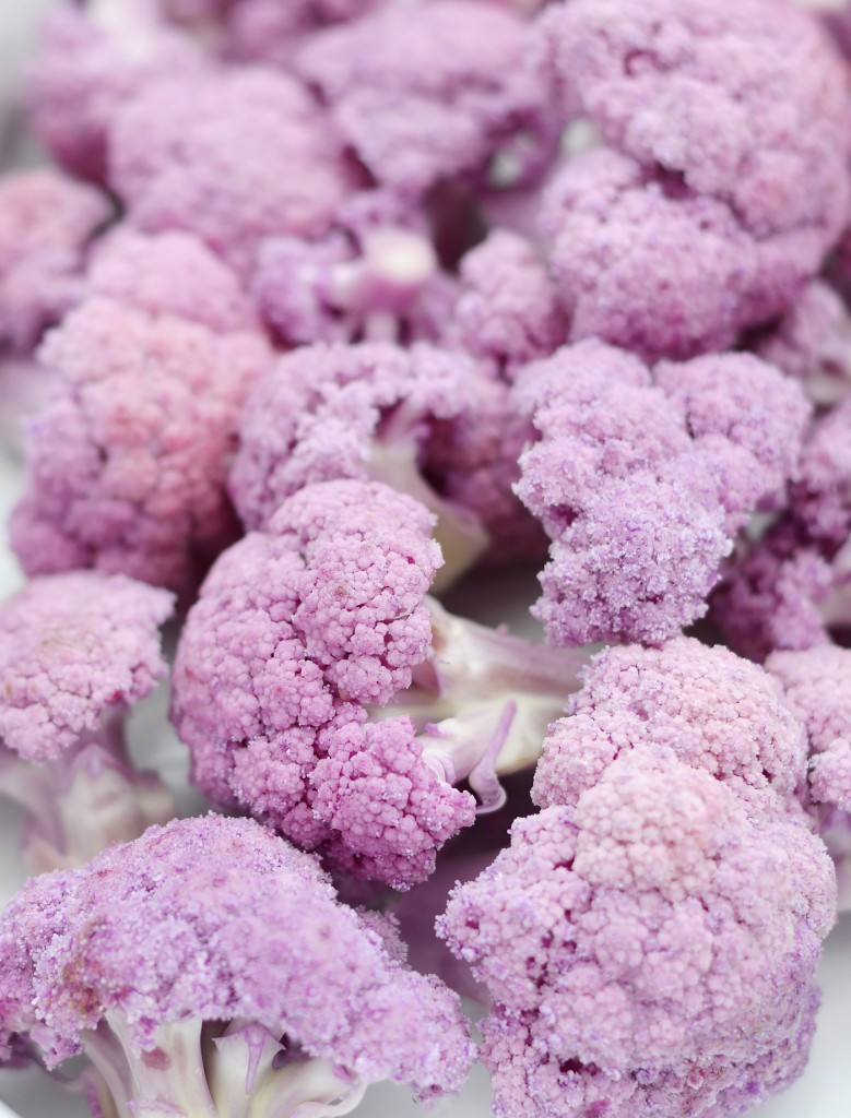 lila-blumenkohl