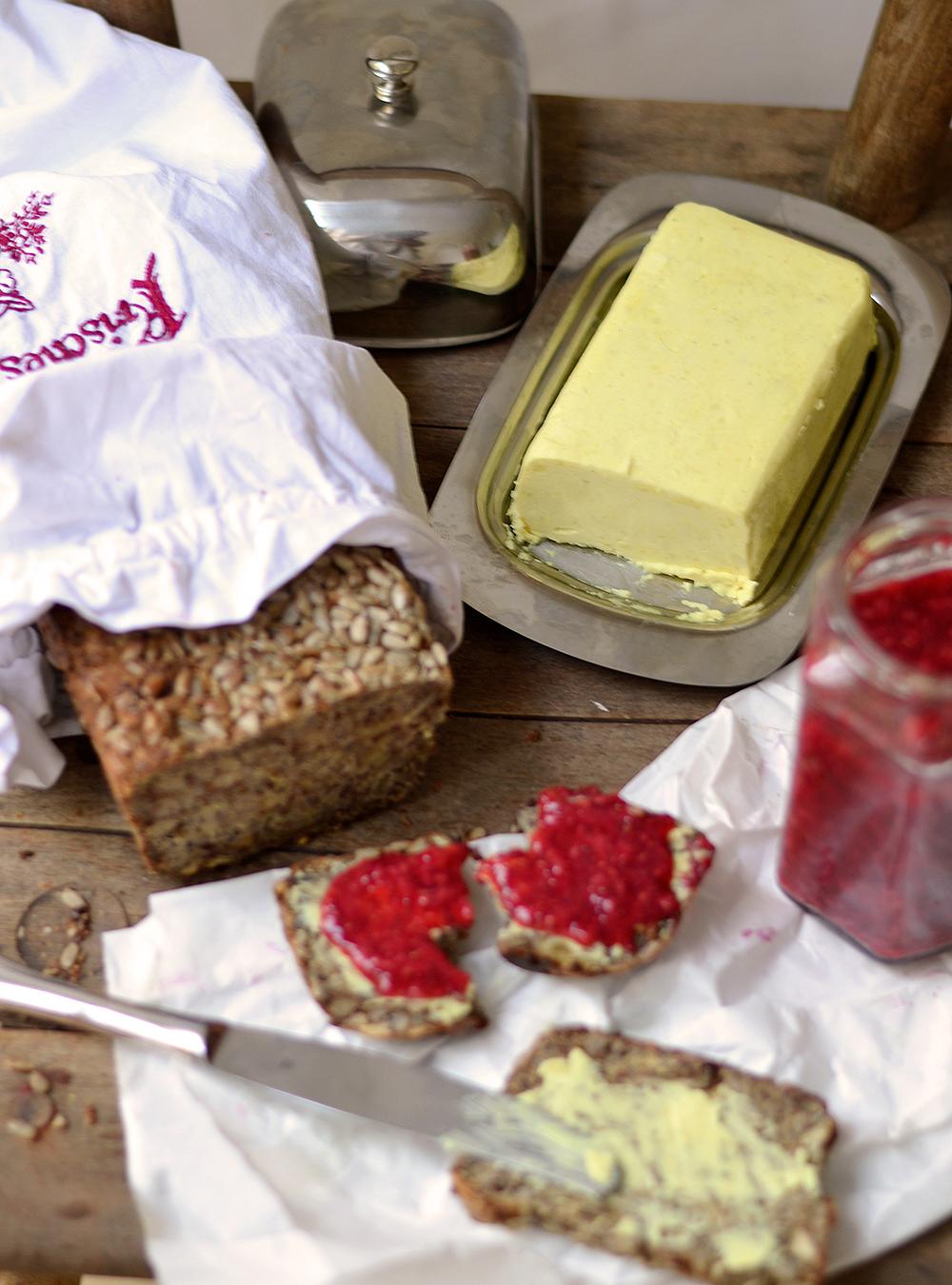 bread stories vegane butter selbermachen justine kept calm went vegan. Black Bedroom Furniture Sets. Home Design Ideas
